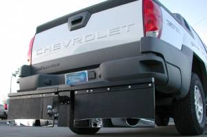 Mud Flaps for Trucks - Pro Flaps - Universal Hitch Mount Systems