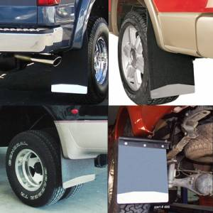 Mud Flaps for Trucks - Pro Flaps Mud Flaps - Chevy and GMC Trucks