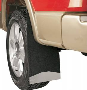Pro Flaps Mud Flaps - Chevy and GMC Trucks - Front