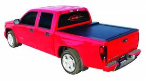 Pace Edwards Tonneau Covers - Roll Top Tonneau Covers - Roll Top Cover Rails REQUIRED