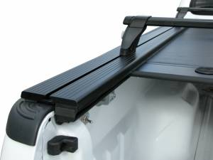 Pace Edwards Tonneau Covers - Bedlocker Electric with Explorer Series Rails - Bedlocker Explorer Rails