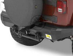 MDF Exterior Accessories - Bumpers - Bestop Rear Bumpers for Jeeps