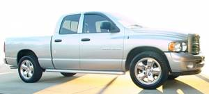 Running Boards | Nerf Bars - N Fab Wheel to Wheel Harley Bars - Chevy/GMC