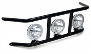 Light Bars - N Fab DRP Light Cage - Nissan