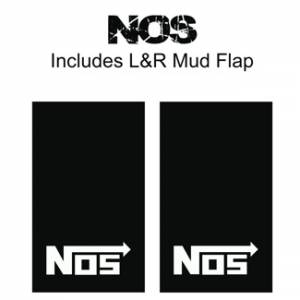 "Proven Design - Heavy Duty Series Mud Flaps 22"" x 13"" - NOS Logo"