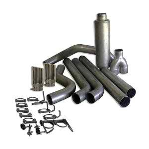 Exhaust & Mufflers & Tips - Bully Dog Exhaust Kits - GMC