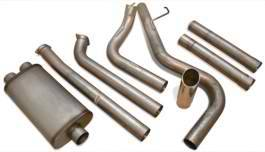 Exhaust & Mufflers & Tips - Bully Dog Exhaust Kits - Toyota