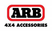 ARB 4x4 Accessories - ARB 3450400 Stubby Bar Jeep Wrangler JK 2007-2013 2 & 4 Door