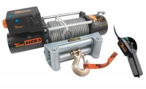MDF Exterior Accessories - Winches - Mile Marker Winches