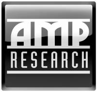 AMP Research - AMP Research 75142-01A PowerStep with Light Kit Toyota Tacoma Double Cab (2005-2012)