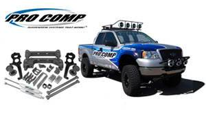 Performance Parts - Suspension Systems - Pro Comp Suspension