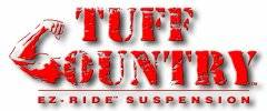 Suspension Systems - Tuff Country Suspension - Browse all Tuff Country Suspension