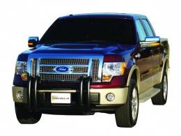 Bumpers - Go Industries Quad Guard Push Bumpers - Ford