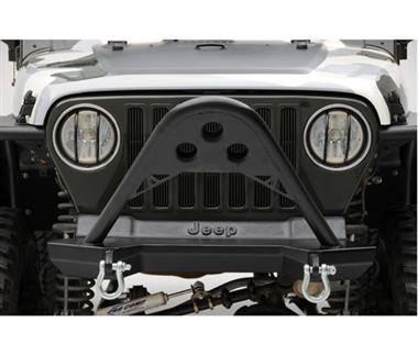 Bumper - Bumper- Front - Smittybilt - Smittybilt 76521 SRC Front Stinger