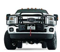 MDF Exterior Accessories - Grille Guards & Brush Guards - Warn Grille Guards