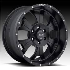 "M-80 - 24"" Wheels - Death Metal Black"