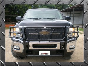 MDF Exterior Accessories - Grille Guards & Brush Guards - Frontier Gear Grille Guards