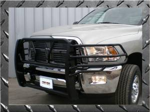 Grille Guards & Brush Guards - Frontier Gear Grille Guards - Dodge