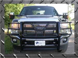 Grille Guards & Brush Guards - Frontier Gear Grille Guards - Ford