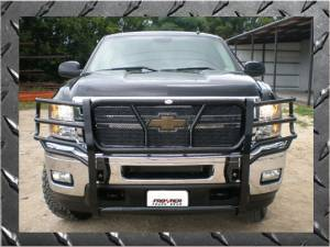 Grille Guards & Brush Guards - Frontier Gear Grille Guards - GMC