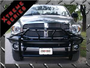 Grille Guards & Brush Guards - Frontier Gear Xtreme Grille Guard - Dodge