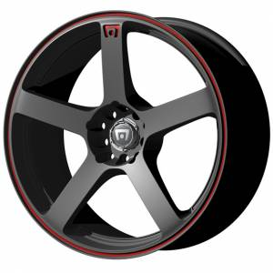 Motegi Racing Wheels - Mr116 - 17 Inch Rims