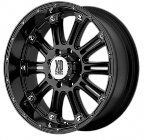 Wheels and Tires - KMC XD Series - XD795 Hoss