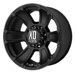 Wheels and Tires - KMC XD Series - XD796 Revolver