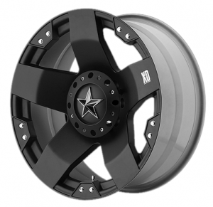 Wheels and Tires - KMC XD Series - XD775 Rockstar