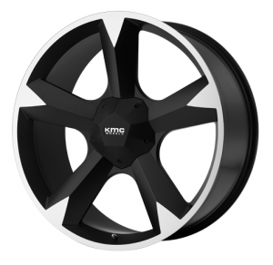 KMC Wheels - Clone - 24 Inch Rims