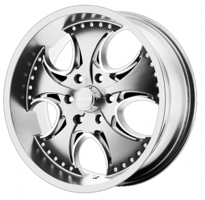 KMC Wheels - Venom - 20 Inch Rims