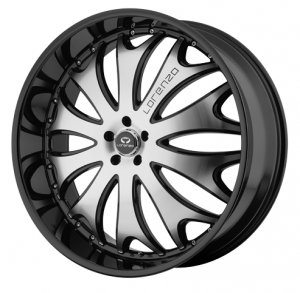 Lorenzo Wheels - Wl29 - 22 Inch Rims