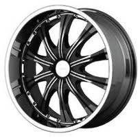 Diamo Wheels - Di030 - 20 Inch Rims