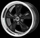 Shelby Wheels - Shelby Torq Thrust M - 17 Inch Rims