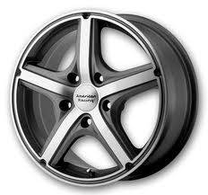 Search Alloy Wheels - American Racing Perform Wheels - Maverick