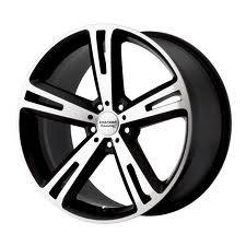 Search Alloy Wheels - American Racing Perform Wheels - Villain