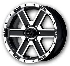 American Racing Perform Wheels - Element - 16 Inch Rims