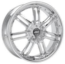 American Racing Perform Wheels - Haze - 17 Inch Rims