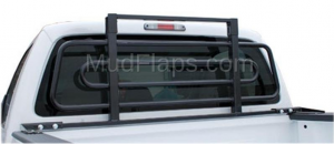 MDF Exterior Accessories - Headache Racks - Luverne Cab Guard
