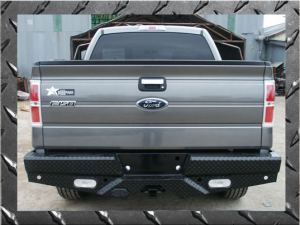 Frontier Bumpers - Frontier Rear Bumpers - Ford