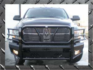 Bumpers - Frontier Bumpers | Grille Guard - Dodge