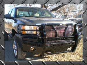 Frontier Bumpers - Frontier Bumpers with Full Guard - GMC
