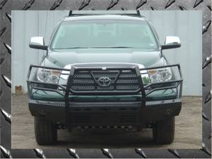 Frontier Bumpers - Frontier Bumpers with Full Guard - Toyota