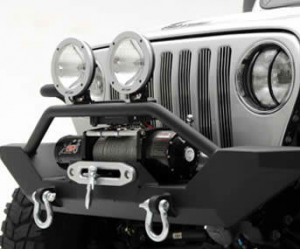 MDF Exterior Accessories - Bumpers - Jeep Bumpers - Smittybilt Front Bumpers