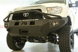 Fab Fours Premium Winch Bumpers - FAB Fours Winch Bumper with Pre-Runner - Toyota