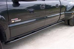 MDF Exterior Accessories - Running Boards | Nerf Bars - N Fab Wheel to Wheel Harley Bars