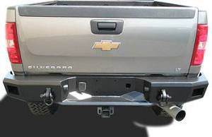 MDF Exterior Accessories - Bumpers - ICI Magnum Rear Bumper