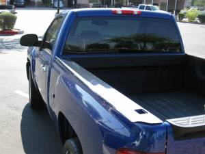 MDF Exterior Accessories - Bed Caps | Bed Rails - ICI Bed Caps | Tailgate Caps