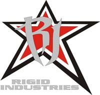 "Rigid Industries - Rigid Industries 14091 40"" E-Series Light Cover Black 4 x 10"""