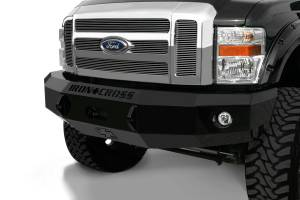 MDF Exterior Accessories - Bumpers - Iron Cross Front Bumper | Winch Ready